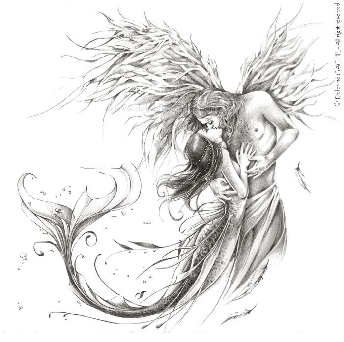 Delphine gache illustratrice for Un petit oiseau